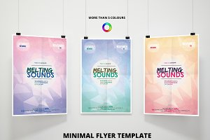 Minimal Flyer Template