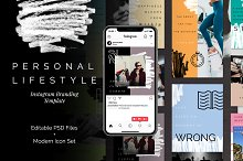 Personal Lifestyle IG Template
