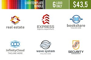 Logo Templates Bundle #16