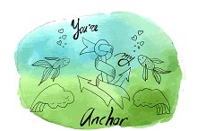 №51 You are my anchor