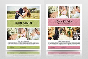 Wedding Photography Flyer-V143