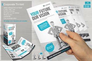 Tri-fold Corporate Vol. 3