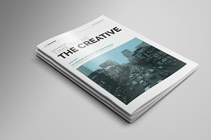 Creative Brochure Vol.8