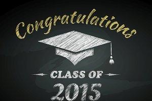Class of Graduation Poster