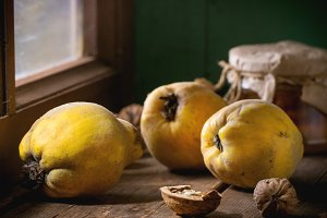 Quince and Honey