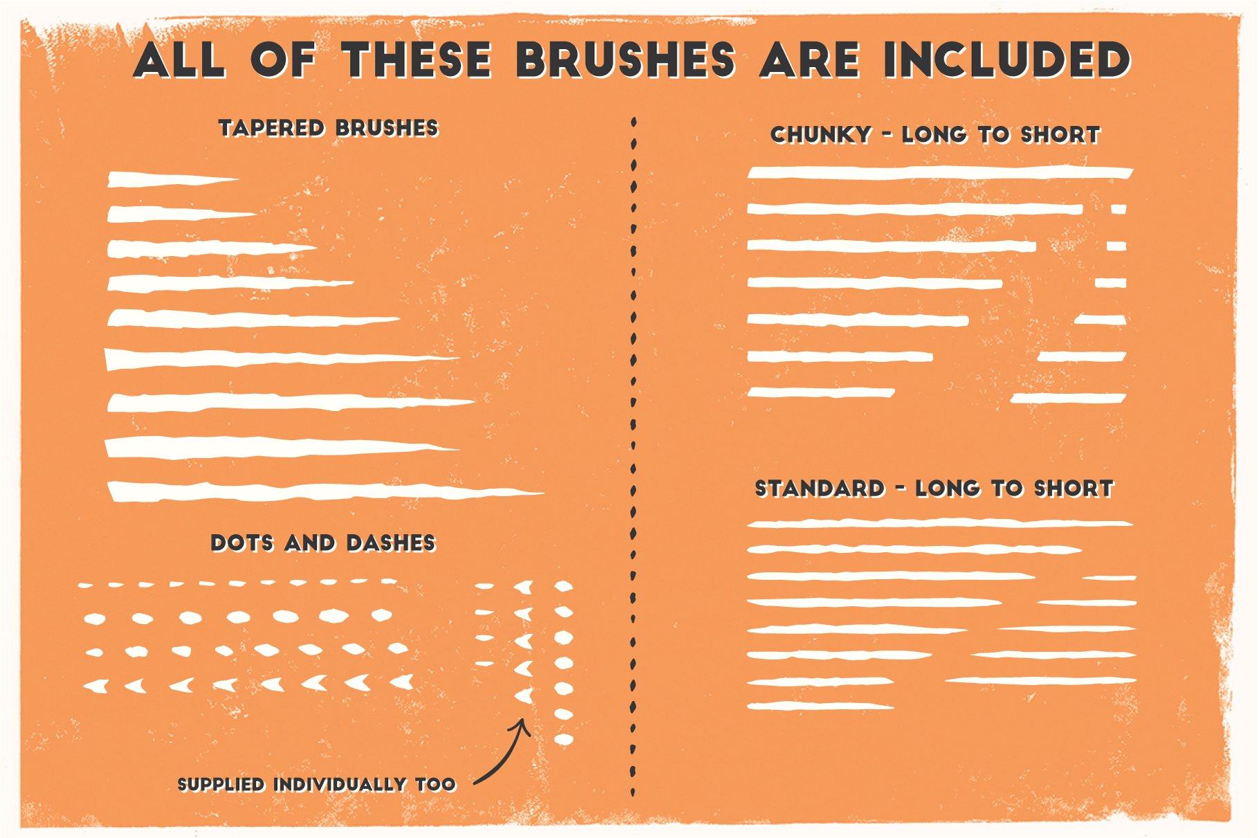 linocut brushes 03