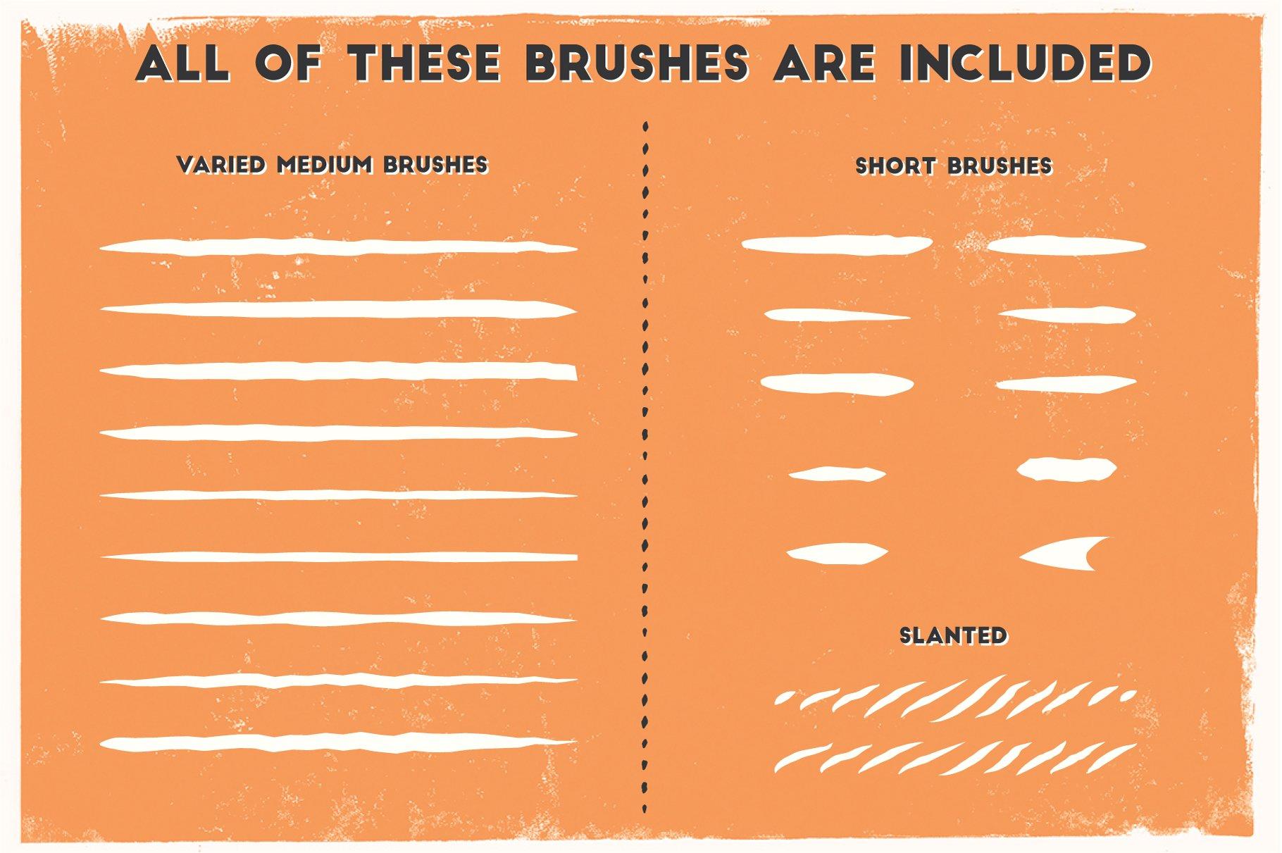 linocut brushes 04