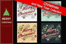 Christmas and New Year Collection
