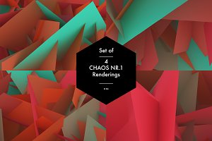Chaos Nr.1 red