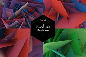 Chaos Nr.3 purple