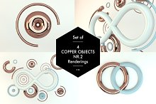 Copper Objects Nr.2