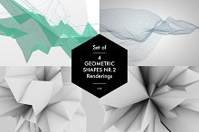 Geometric Shapes Nr.2