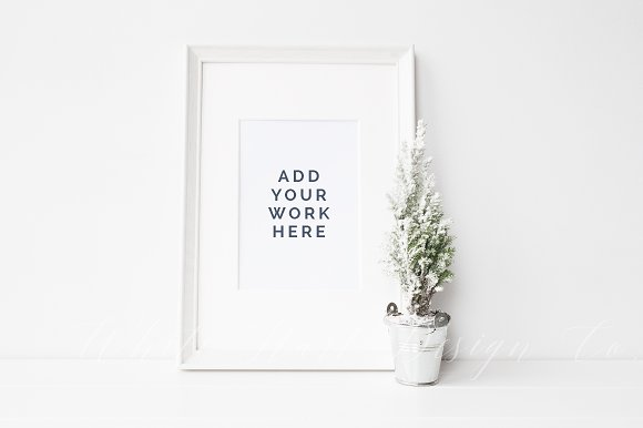 Download Styled stock photography - A4 frame