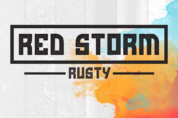 Red Storm [Rusty]