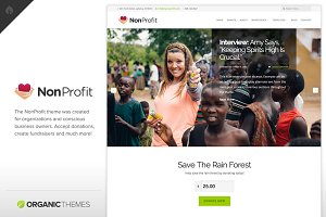 NonProfit Theme