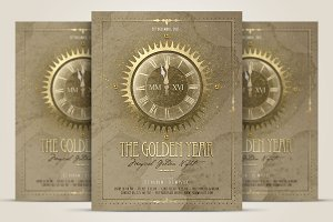 Alternative Golden Clock Night