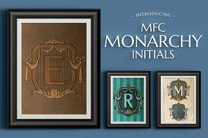 MFC Monarchy Initials