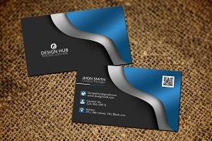 stylish design Business card