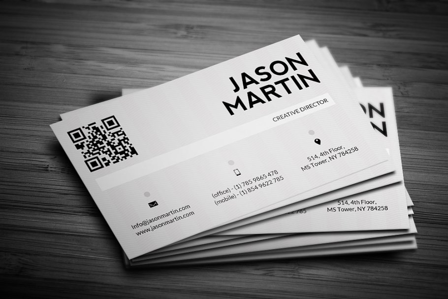 creative individual business card  creative business card