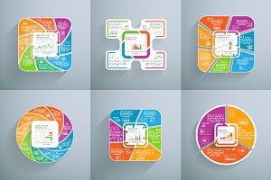 Circular templates 3