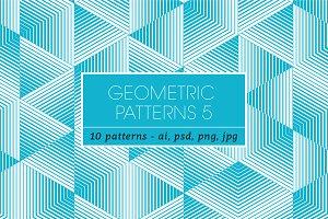 Geometric Patterns 5