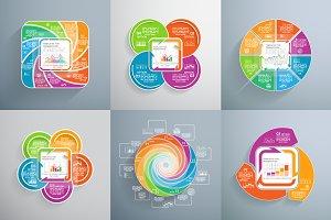 Circular templates 5