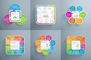 Circular templates 6