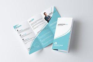 Multipurpose Corporate Tri Fold