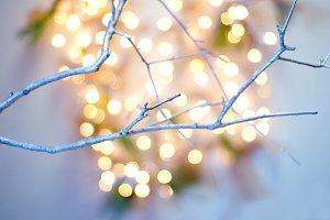 Whimsical Holiday Background