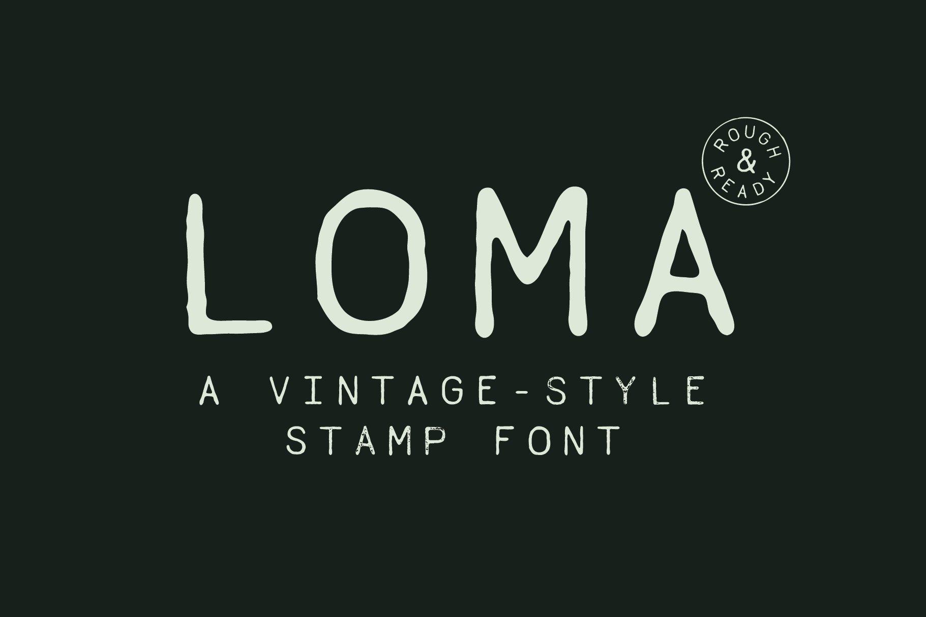 loma font explore1 34 2