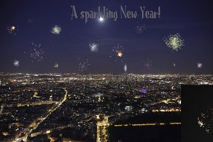 A sparkling New Year