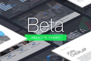 Beta - Keynote Template