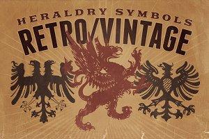 Vintage shapes - Heraldry Symbols