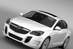 Opel Insignia OPC 2015