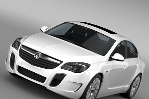 Vauxhall Insignia VRX 2015