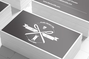 Business Cards Mock up (90x50)