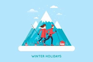 Active Winter Holidays