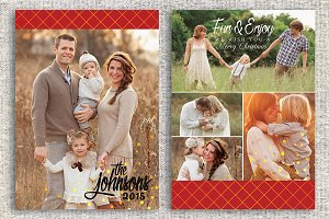 Christmas / Holiday Card Template