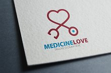 Medicine Love Logo