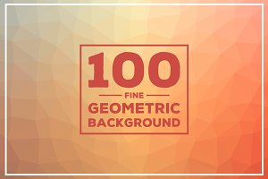 Fine Geometric Background Pack