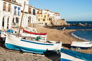 Calella village