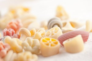 Italian handmade pasta