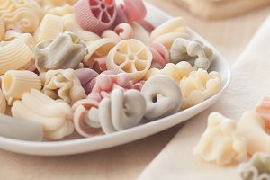Quality pasta