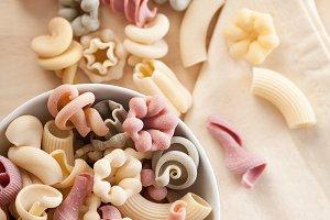 Italian quality pasta