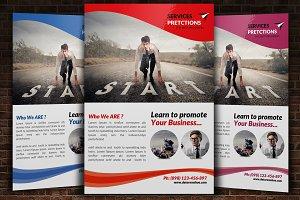 Employment Agency & Jobs Fair Flyer