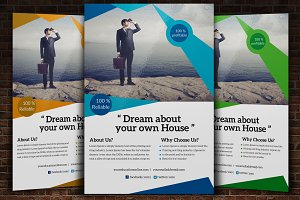 Consultant Business Flyer Template