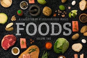FOODS: Volume 2