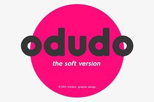 Odudo Soft - Typeface