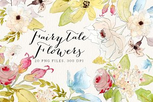 Fairytale Flowers