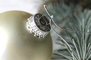 Christmas Ornament Close Up 1